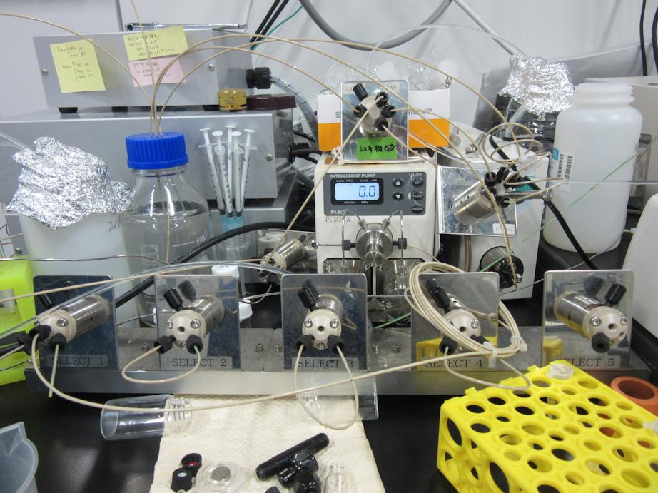 高圧反応装置